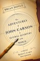 Cover for The adventures of John Carson in several quarters of the world: a novel of ...