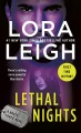 Cover for Lethal nights: a brute force novel