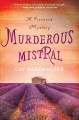 Cover for Murderous mistral