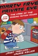 Cover for Marty Frye, Private Eye: The Case of the Missing Action Figure