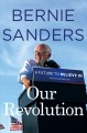 Cover for Our revolution: a future to believe in