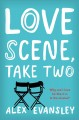 Cover for Love scene, take two