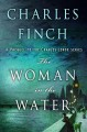 Cover for The woman in the water