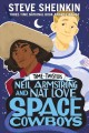 Cover for Neil Armstrong and Nat Love, space cowboys