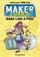 Cover for Bake like a pro!