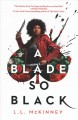 Cover for A Blade So Black
