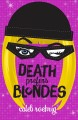 Cover for Death prefers blondes