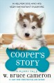 Cover for Cooper's story: a puppy tale