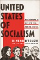 Cover for United States of socialism: Who's behind it. Why it's evil. How to stop it