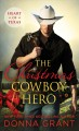 Cover for The Christmas cowboy hero