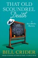 Cover for That old scoundrel death: A Dan Rhodes mystery