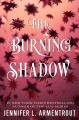 Cover for The Burning Shadow