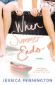 Cover for When summer ends