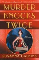 Cover for Murder knocks twice: a mystery
