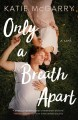 Cover for Only a breath apart