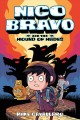 Cover for Nico Bravo. 01, Nico Bravo and the hound of Hades