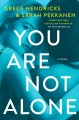 Cover for You are not alone