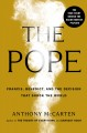 Cover for The Pope: Francis, Benedict, and the decision that shook the world