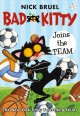 Cover for Bad Kitty Joins the Team
