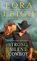 Cover for Strong, Silent Cowboy
