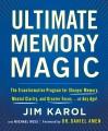 Cover for Ultimate memory magic: the transformative program for sharper memory, menta...