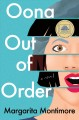 Cover for Oona out of order