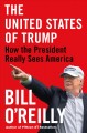 Cover for The United States of Trump: how the president really sees America
