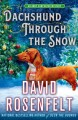 Cover for Dachshund through the snow