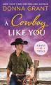 Cover for A Cowboy Like You
