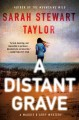 Cover for A distant grave