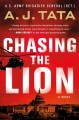 Cover for Chasing the lion