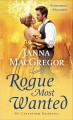 Cover for Rogue most wanted