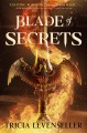Cover for The secret blade