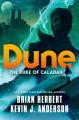 Cover for The Duke of Caladan
