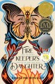 Cover for Firekeeper's daughter