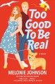 Cover for Too good to be real