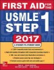 Cover for First Aid for the USMLE Step 1 2017