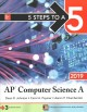 Cover for AP computer science A, 2019