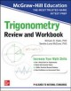 Cover for Mcgraw-hill Education Trigonometry Review and Workbook