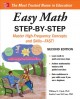 Cover for Easy Math Step-by-step