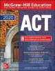 Cover for McGraw-Hill Education ACT 2020