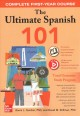 Cover for The ultimate Spanish 101