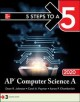 Cover for Ap Computer Science a 2020