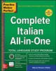 Cover for Complete Italian All-in-one