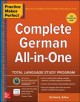 Cover for Complete German All-in-one