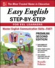 Cover for Easy English step-by-step for ESL learners