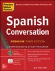 Cover for Practice Makes Perfect Spanish Conversation