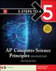 Cover for AP computer science principles