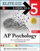 Cover for AP psychology 2021