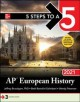 Cover for AP European history. 2021
